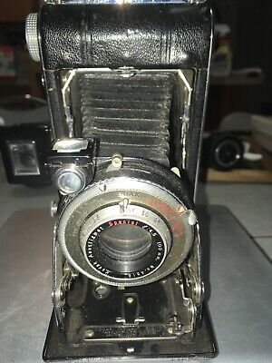 VINTAGE KODAK No.1 SUPERMATIC Model No. 4816