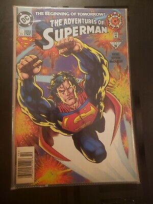 1994 Guardian Karl Kesel /& Barry Kitson The Adventures of Superman No.513