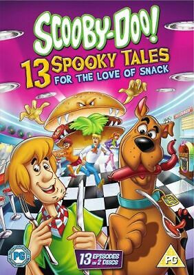 Scooby Doo - For The Love Of Snack Dvd [Uk] New Dvd