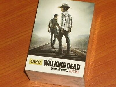 The Walking Dead Trading Cards: Season 4 Four, Part One Base Set: Carl Grimes
