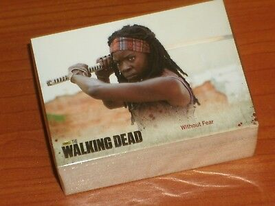 The Walking Dead Trading Cards: Season 3 Three, Part Two Base Set: Michonne