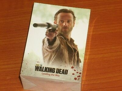 The Walking Dead Trading Cards: Season 3 Three, Part One Base Set: Rick Grimes