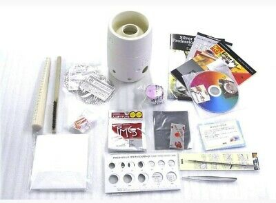 PMC3 Silver Pot Starter Kit PMC3 Accessory Jewelry Making Kits
