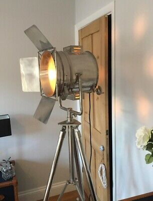 Tripod Spotlight Floor Lamp MADE