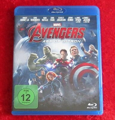 Avengers Age of Ultron Marvel, Blu-Ray The Marvels, wie Neu