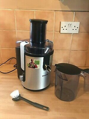 **lovely** Philips Hr1861 Whole Fruit Juicer / Juice Extractor