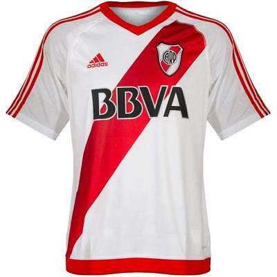 8b326ba56e790 adidas River Plate Home Shirt Camiseta Football Futbol Junior Jouth Size XL  (16)