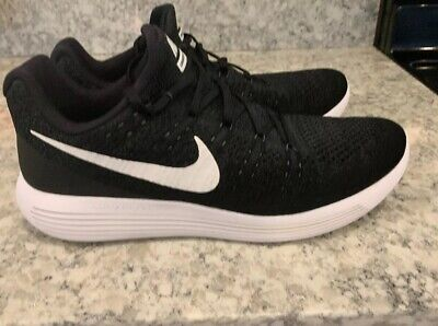new style 1dc24 0e3b7 NIKE LUNAREPIC LOW Flyknit 2 Men Running Training Shoe Size 13