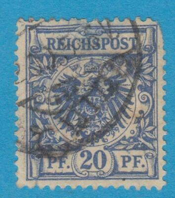 German Colonies Offices In China  20 Spacefiller Rare!