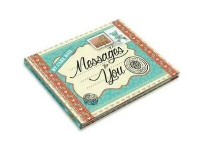 Messages for You -While You Grow. Baby record book Journals of Child's Lifetime
