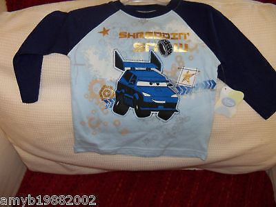 Disney's Cars Shirt size 18 month Boys NEW HTF