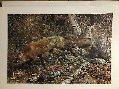 "/""Alaska Chat/"" Carl Brenders Fine Art Limited Edition Giclee Print"