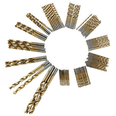 Set 99pcs HSS Inoxidable Metal Cobalto Brocas De Taladro 1.5mm-10mm