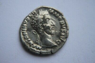 QUALITY ANCIENT ROMAN HADRIAN SILVER DENARIUS COIN 2nd CENT AD CAESAR