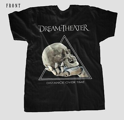 DREAM THEATER-DISTANCE OVER TIME- progressive metal band,T_shirt-SIZES:S to 6XL
