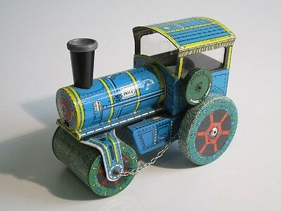 Kovap 1927 Road Roller Tin Toy Toy Tin without Key by Test