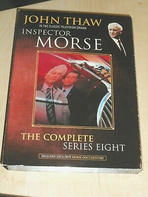 Inspector Morse: Complete Series 8  (6 Disc DVD) John Thaw/Kevin Whately