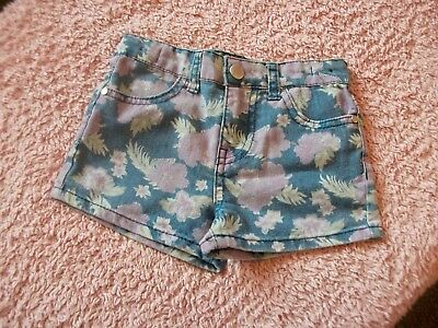 Girls Brand New With Tags Shorts Age 4 Years