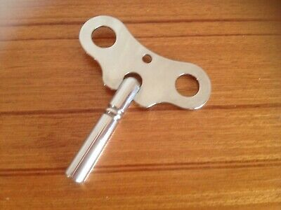 CLOCK KEY (6 MM) - Came from a SMITHS ENFIELD MANTEL CLOCK