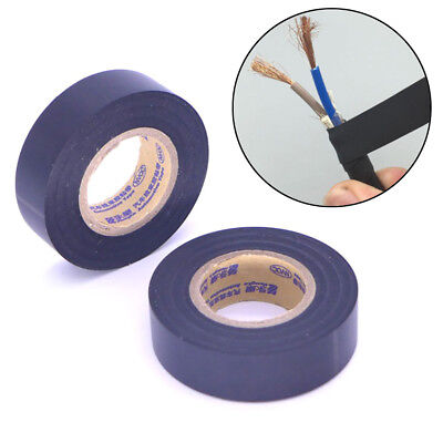 1 Pc/Set 18Mm X 25M Pvc Electrical Insulation Waterproof Tape Flame Retardant Jh