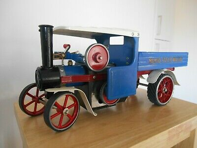 "Mamod SW1 Steam Wagon in ""tatty"" Original Box"