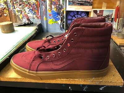 8de14e6c0c Vans Sk8-Hi Reissue Canvas Gum Port Royale Size US 13 Men VN0A2XSBQV0 New
