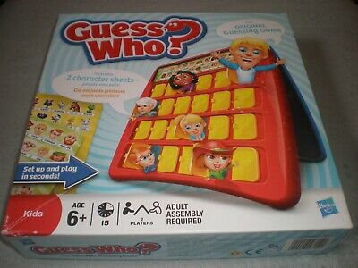 Guess Who? The Original Guessing Game by Hasbro - Complete VGC