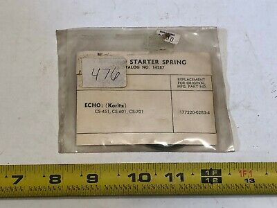 P#RWS5 Replaces 51665-6 Vintage NOS Preferred Rewind Starter Spring