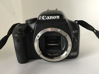 Canon EOS 450D DSLR - MINT condition with Canon 18-55mm Lens