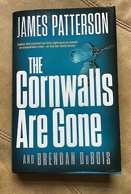 THE CORNWALLS ARE GONE James Patterson Free Shipping