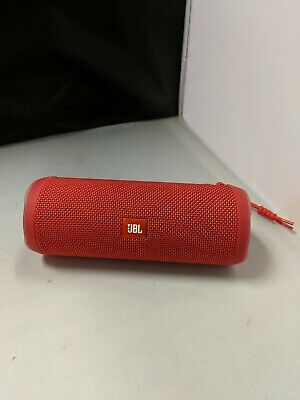 JBL Flip 4 Bluetooth Speaker - Red