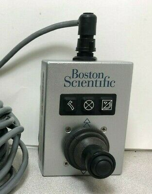 BOSTON SCIENTIFIC M2027-N3-P0424 Joystick Controller (Untested)