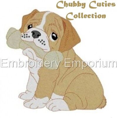 Chubby Cuties Collection - Machine Embroidery Designs On Cd Or Usb