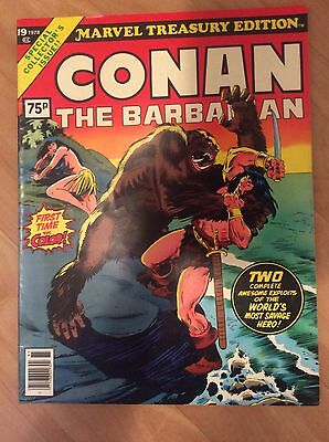 Marvel Treasury Edition No. 19 Conan the Barbarian - Rare UK Edition 1978
