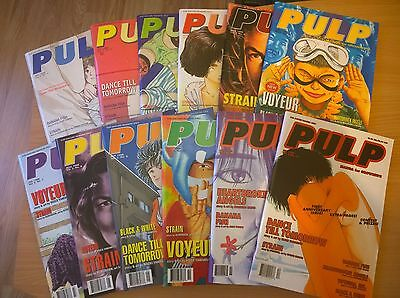 PULP Manga for Grownups Vol.2 Complete (1998) ADULTS ONLY Comic *Near Mint*