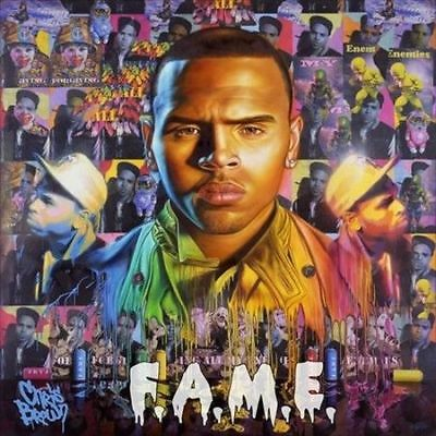 Brown,Chris-F.a.m.e. (Row Explicit Deluxe Digipack) (Asia) Cd New