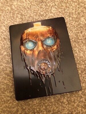 Borderlands The Handsome Collection Steelbook For Xbox One And PS4 Ps4 Promo Inc