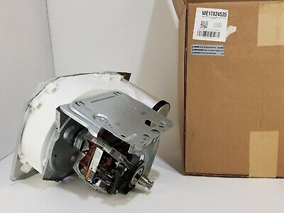 We17X24535 Ge Dryer Motor And Blower Assembly *new Part*