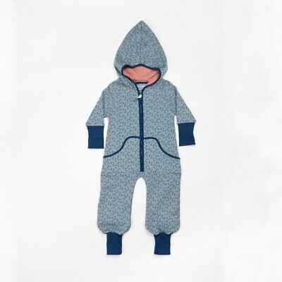 AlbaBaby - Kendall Jumpsuit citadel wild flower - blue - size 110 - 4-5 years