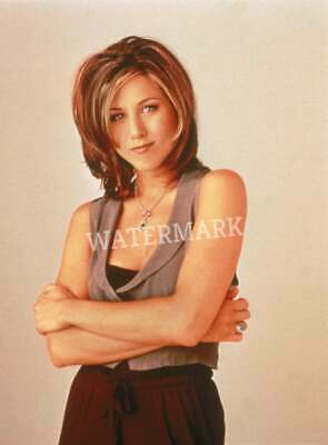 Sexy Jennifer Aniston Short Hair Actress From Friends Tv Show Publicity Photo