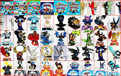 Skylanders from Trap Team Fig. Selection with Card - PS3,PS4,Xbox 360,One,Wii