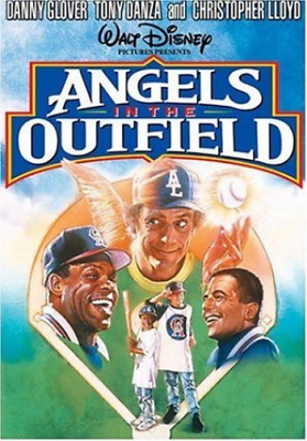 GLOVER,DANNY-Angels In The Outfield DVD NEW