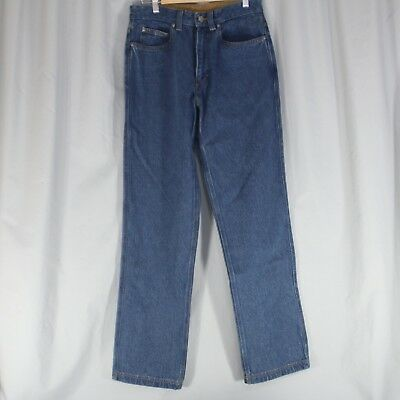 DULUTH TRADING COMPANY 30 x 32 Mens Jeans Pants Blue Medium