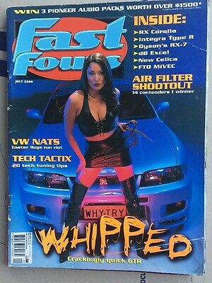 Fast Fours & Rotaries July 2000 Issue