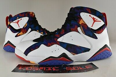 92f92595945d5f NIKE AIR JORDAN VII 7 Retro NOTHING BUT NET Ugly Sweater 304775 142 ...