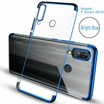 For Huawei Y9 2019 Y7 Pro 2019 Y6 Ultra-Thin Soft Silicone Clear TPU Case Cover