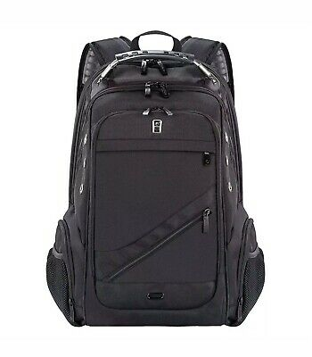 Sosoon Laptop Backpack Business Anti-Theft Travel Backpack with USB Charging