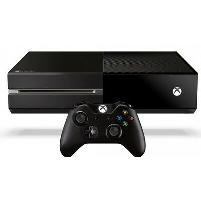 MICROSOFT XBOX ONE VIDEO GAMES CONSOLE + CONTROLLER BUNDLEr