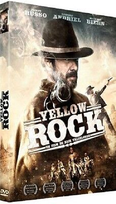 DVD  //  YELLOW ROCK  //  Michael Biehn - James Russo  /  NEUF sous blister