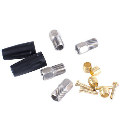For BH59 Olive And Connector Insert For Hydraulic Bike Bicycle Brake Hose Parts